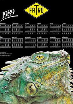 Imagen de Calendario 1989