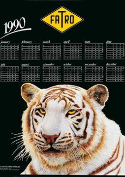 Imagen de Calendario 1990