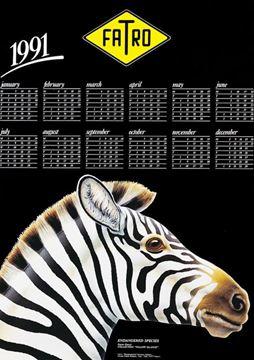 Imagen de Calendario 1991