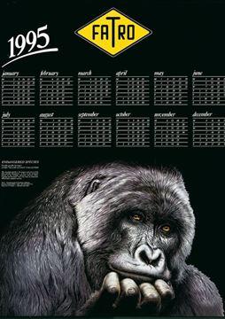 Imagen de Calendario 1995